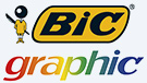 Markenlogo BIC Graphic